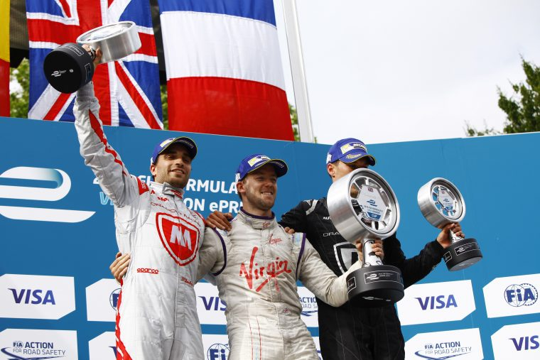 London ePrix dates announced for second season