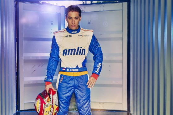 Amlin Andretti announce Frijns as season two driver