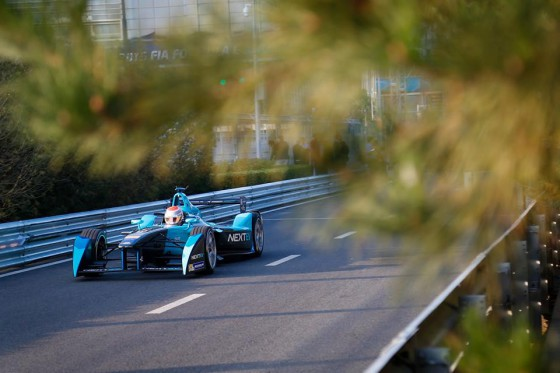 Mixed day for NEXTEV TCR in Beijing
