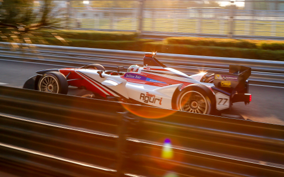 Beijing ePrix Ratings: Team Aguri
