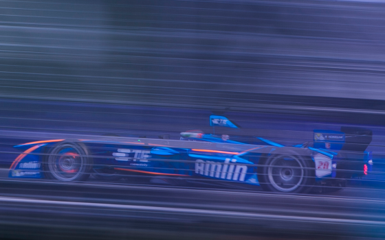 Beijing ePrix Ratings: Amlin Andretti