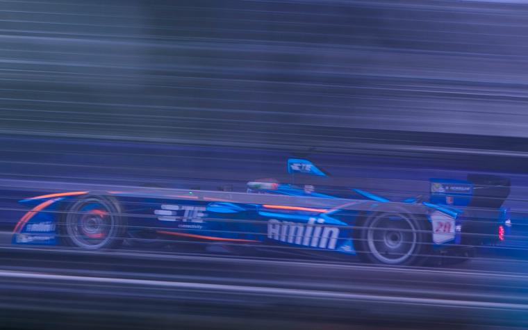 Beijing ePrix Ratings: Amlin Andretti