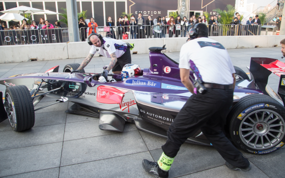 Putrajaya ePrix Ratings: DS Virgin Racing