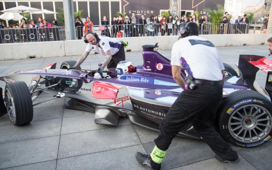 Putrajaya ePrix Ratings: DS Virgin Racing