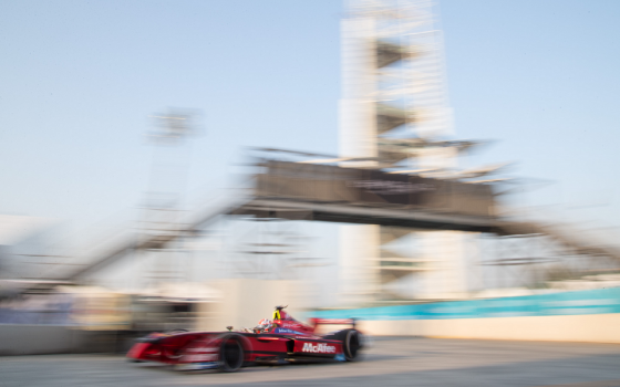Beijing ePrix Ratings: Dragon Racing