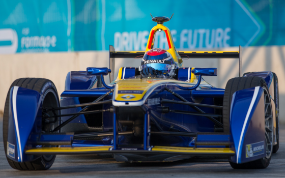 Beijing ePrix Ratings: Renault e.Dams