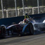 Antonio Felix da Costa could have claimed a podium had a software issue not ended his race