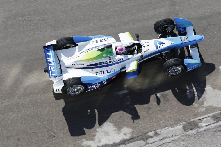 Trulli Formula E to miss Beijing ePrix