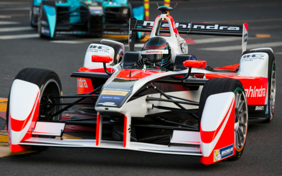 Beijing ePrix Ratings: Mahindra Racing