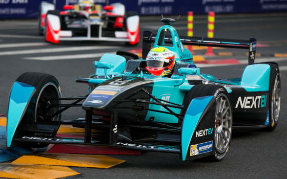 Beijing ePrix Ratings: NEXTEV TCR