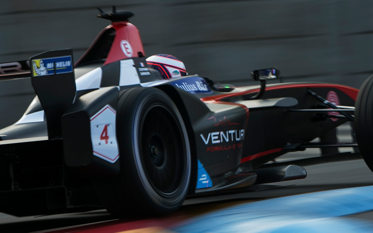 Disappointment for Venturi in Beijing