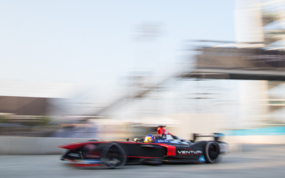 Beijing ePrix Ratings: Venturi
