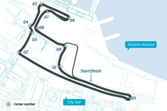 Hong Kong ePrix announced for Formula E season 3