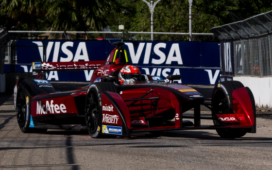 Putrajaya ePrix Ratings: Dragon Racing