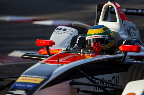 Putrajaya ePrix Ratings: Mahindra Racing