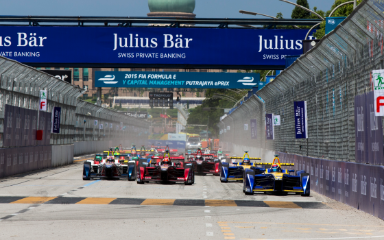 Formula E aims for 15 race season