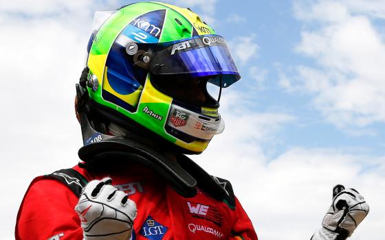 "Championship leader di Grassi looks forward to ""home race"""