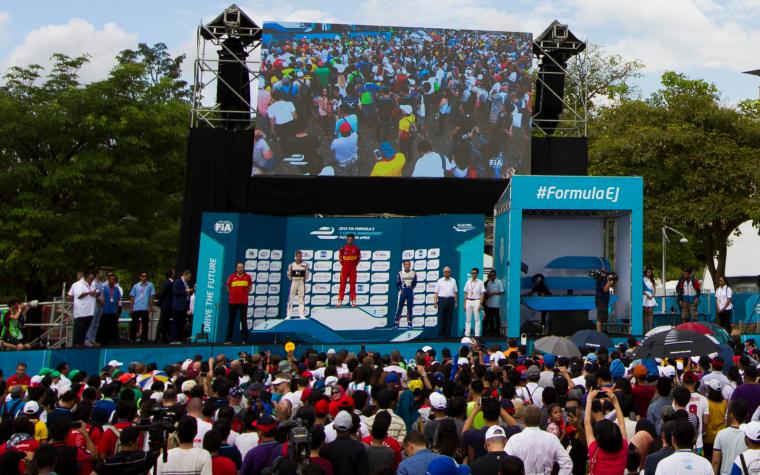ERN's Moments of the Race – Putrajaya