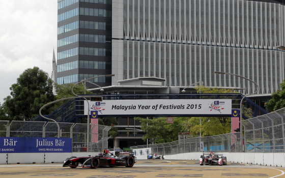 Putrajaya ePrix Ratings: Venturi