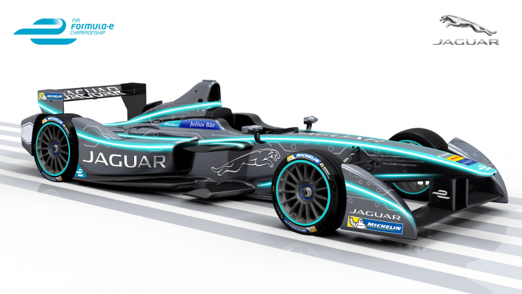 Jaguar Land Rover officially announce entry into championship