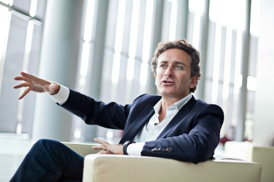 Agag talks sustainability in Paris