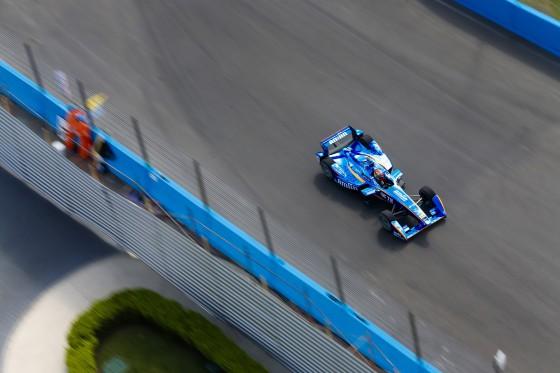 Amlin Andretti unlucky in Punta