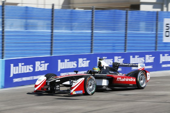 Mahindra looking forward to challenging Punta Del Este