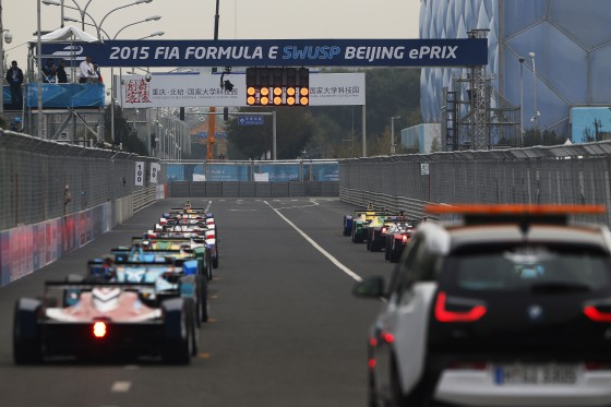 Formula E could head to Middle East