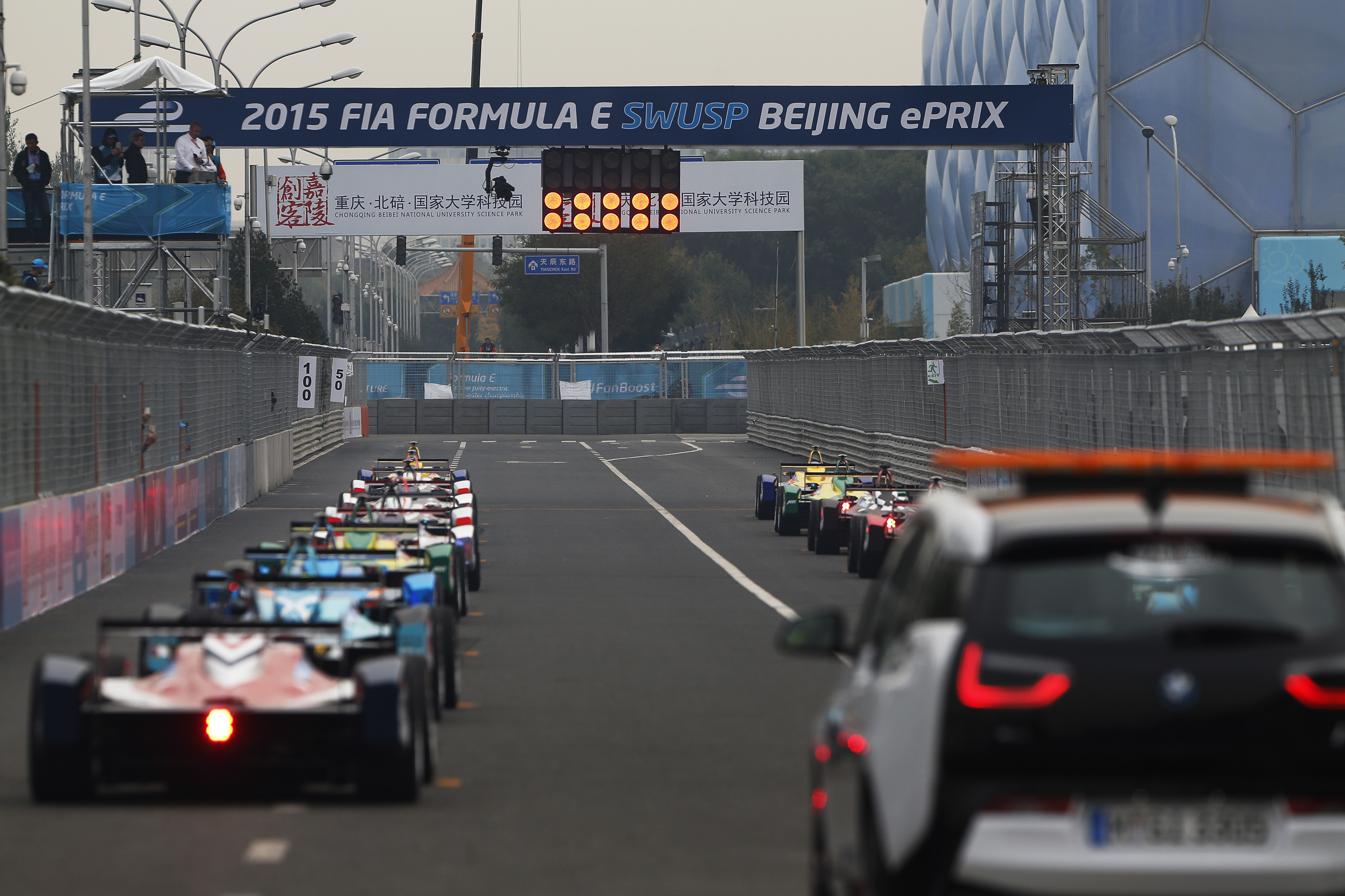 Formula E could head to Middle East  eracingnet