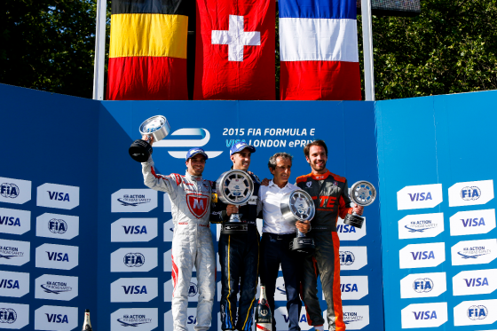 Zürich in pole position to host 2017 Swiss ePrix
