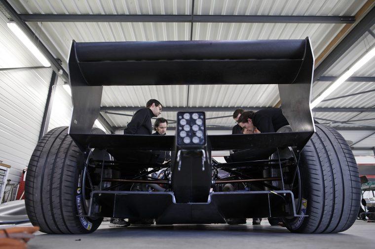 "Formula E battery ""Most Innovative New Motorsports Product"""