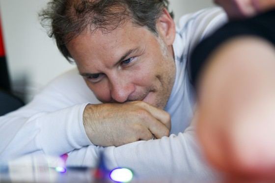 Villeneuve reported to have split from Venturi