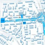 The new Berlin ePrix track on Karl-Marx-Allee is still waiting for official approval.