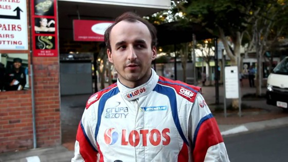 Kubica rumoured to be looking for Formula E seat