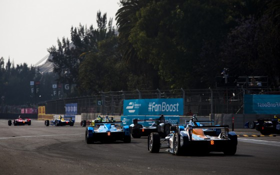 ERN's moments of the race – Mexico City