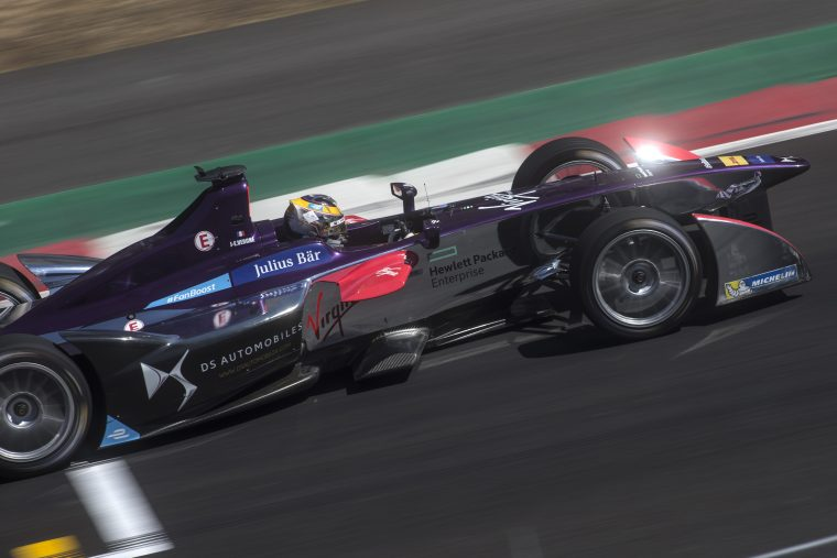 Vergne looking for podium at LongBeach