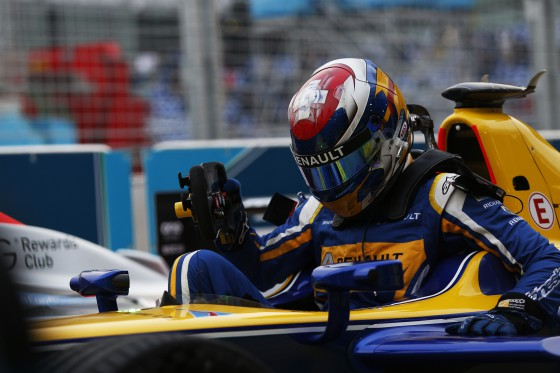 Buemi heads first Mexico practice