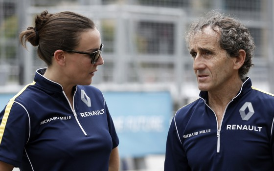 "Renault e.Dams Sporting Manager Grifnée: ""We are still scarce"""