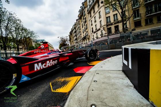 Closed Circuit: Dragon Racing in Paris