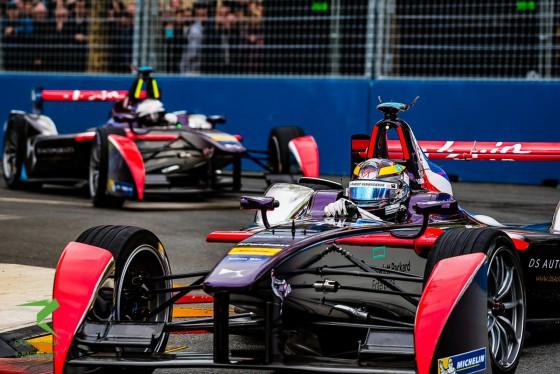 Closed Circuit: DS Virgin Racing in Paris