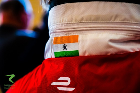 Closed Circuit: Mahindra Racing in Paris