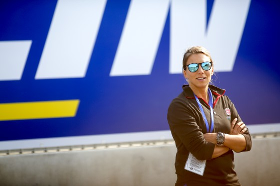 de Silvestro takes first points in Formula E
