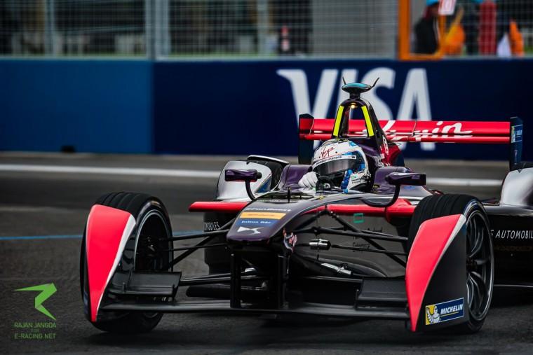 Bird flies into Paris pole position