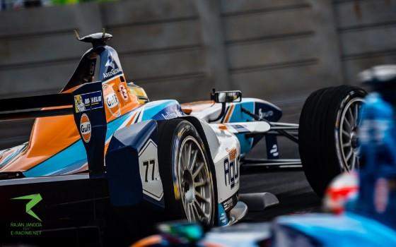 Closed Circuit: Team Aguri in Paris