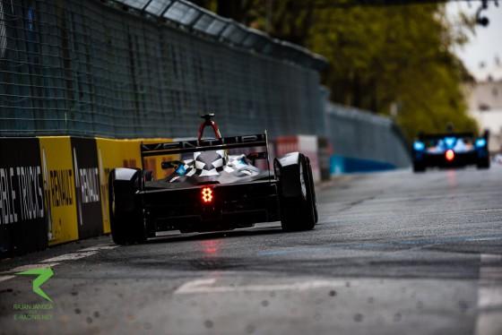 Closed Circuit: Venturi in Paris