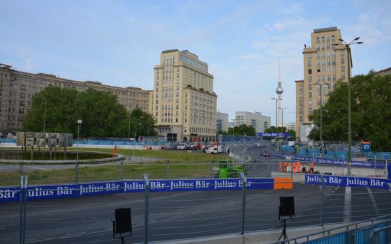 Formula E Fan Experience –Berlin