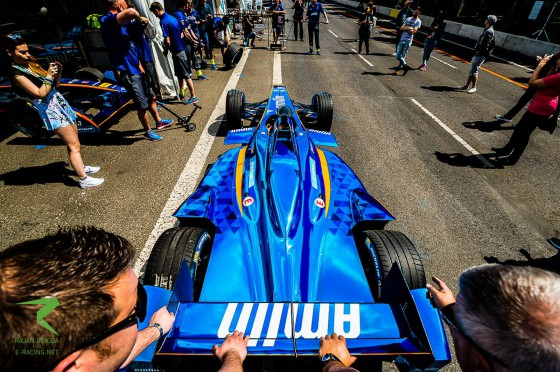 Closed Circuit: Amlin Andretti in Berlin