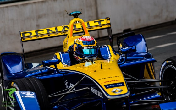 Buemi fastest in Berlin free practice