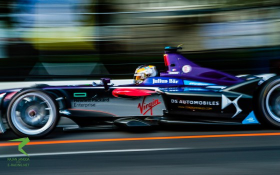 Germans strong as Vergne steals pole in Berlin