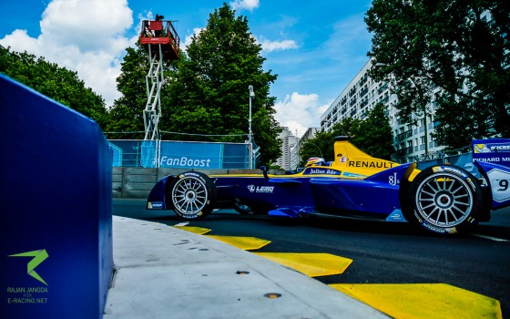 Title fight escalates as Buemi buzzes to win in Berlin